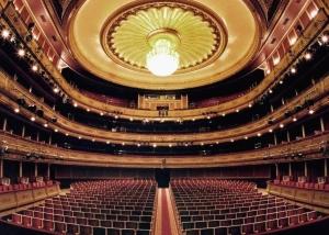 Interior del Teatro de La Zarzuela