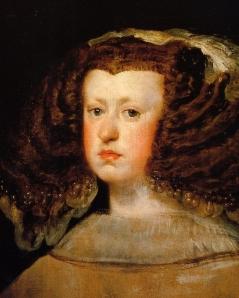 Mariana de Austria - Velázquez