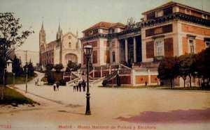 El Museo del Prado a principios del siglo XX