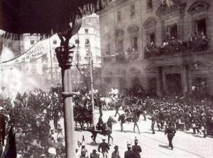 Alfonso XIII - Atentado mayo 1906