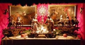 Belen del convento del Corpus-Christi de las Carboneras Jerónimas