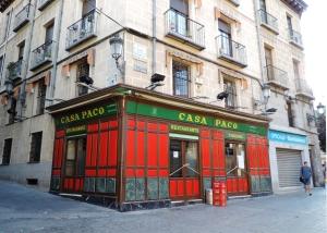 Casa Paco - Puerta Cerrada 1