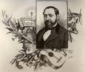 Francisco Asenjo Barbieri.