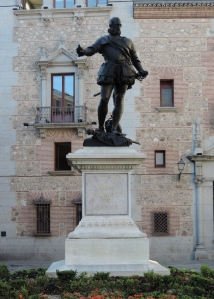 Monumento a D. Álvaro de Bazán - Mariano Benlliure 2