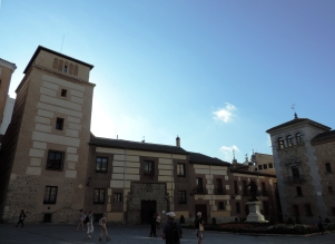 Plaza de La Villa 3