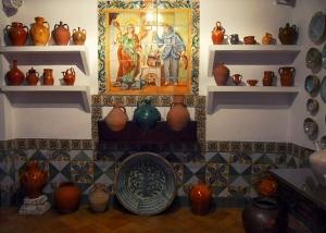 Colección de cerámica de Joaquín Sorolla - Museo Sorolla