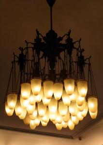 Lampara Tiffany - Museo Sorolla