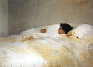 Madre - Joaquín Sorolla y Bastida (1895)