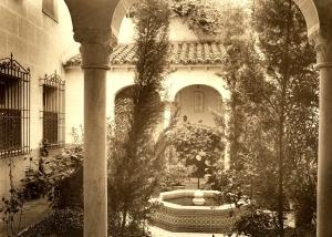 Patio andaluz - Museo Sorolla
