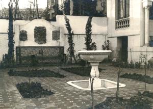 Primer jardín del Museo Sorolla