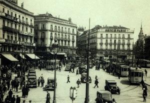 Hotel París 1935