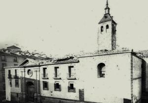 Iglesia de Santa Maria de la Almudena