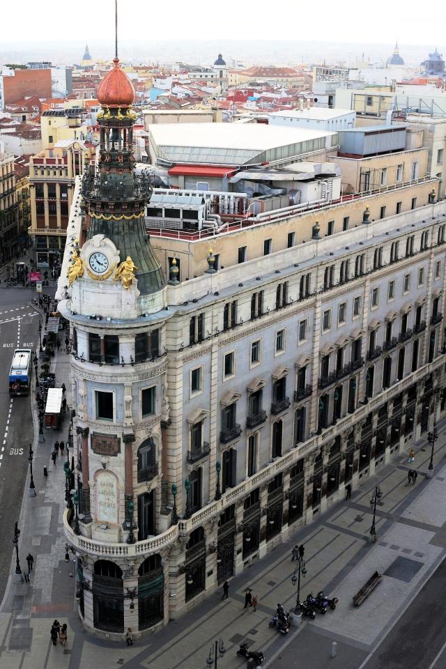 Madrid Desde Las Alturas Los Mejores Miradores Y Terrazas