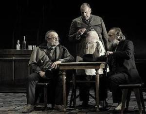 Luces de Bohemia - Escena en la taberna de Picalagartos (Teatro María Guerrero)
