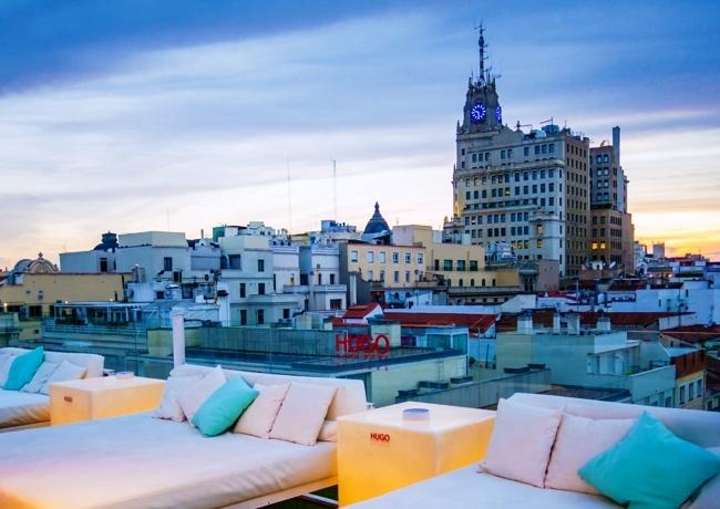 Madrid desde las alturas los mejores miradores y terrazas - Piscina bagnolo mella ...