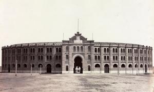 Plaza de toros de Goya