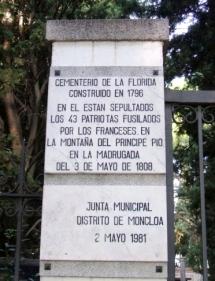 Cementerio de La Florida 1