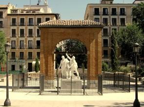 Monumento a Daoiz y Velarde 1