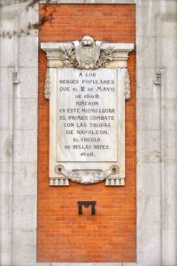 Placa Real Casa de Correos
