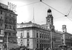 Puerta del Sol 1928