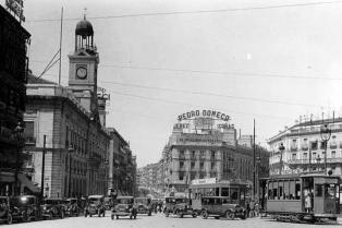 Puerta del Sol 1930