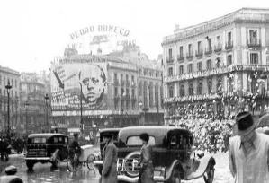 Puerta del sol 1936