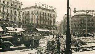 Puerta del Sol 1950