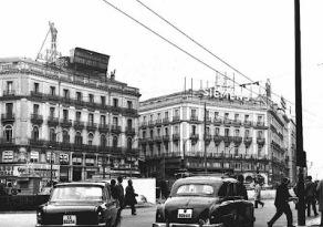 Puerta del Sol - 1965