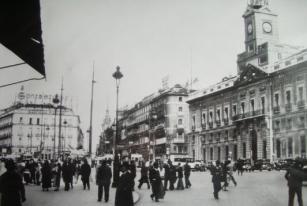 Puerta del Sol - Años 20