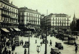 Puerta del Sol años 30