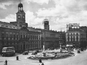 Puerta del Sol - Años 40