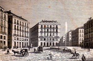 Puerta del Sol S.XIX