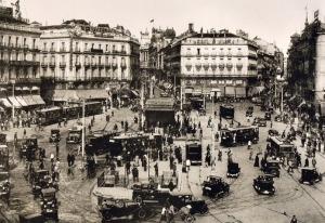 Puerta - Finales de los años 20