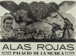 Alas Rojas