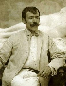 Benlliure hacia 1902