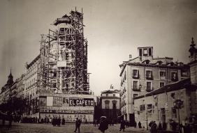 Calle Alcalá 8  - Metrópolis