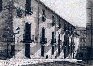 Casa de Iván de Vargas en 1928.