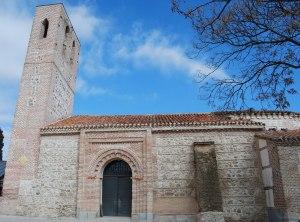 Santa María de la Antigua.