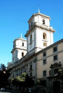 Colegiata de San Isidro.
