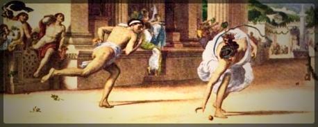 Hipómenes y Atalanta