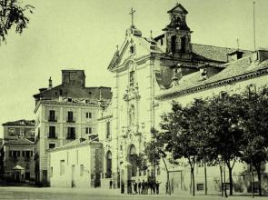 Iglesia de San José y la Casa del Cura