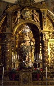 Inmaculada de Juan de Mesa.