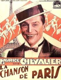 La Chanson de Paris