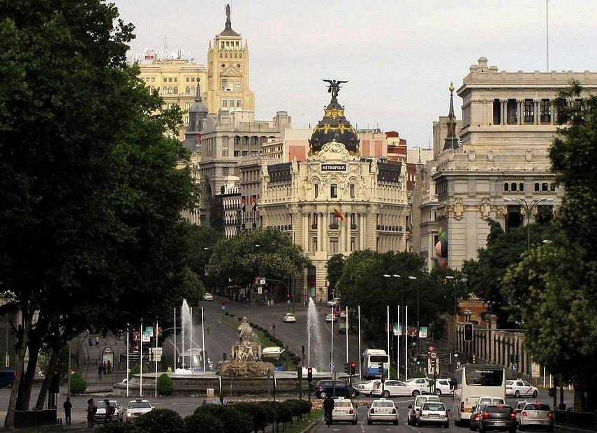 De la casa del ata d al edificio metr polis - Sede mutua madrilena ...