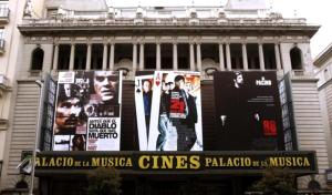 Palacio de la Música -  Ultimas Películas