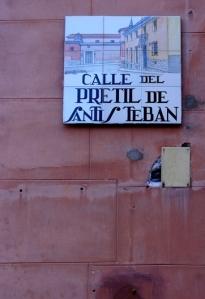 Capilla de la Cuadra de San Isidro.