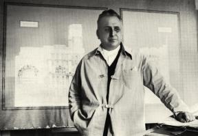Antonio Palacios - 15-12-1924
