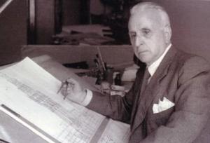 Antonio Palacios en 1943