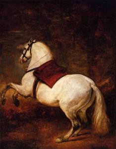 Caballo Blanco - Velázquez
