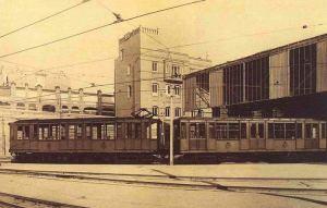 Cocheras Metro